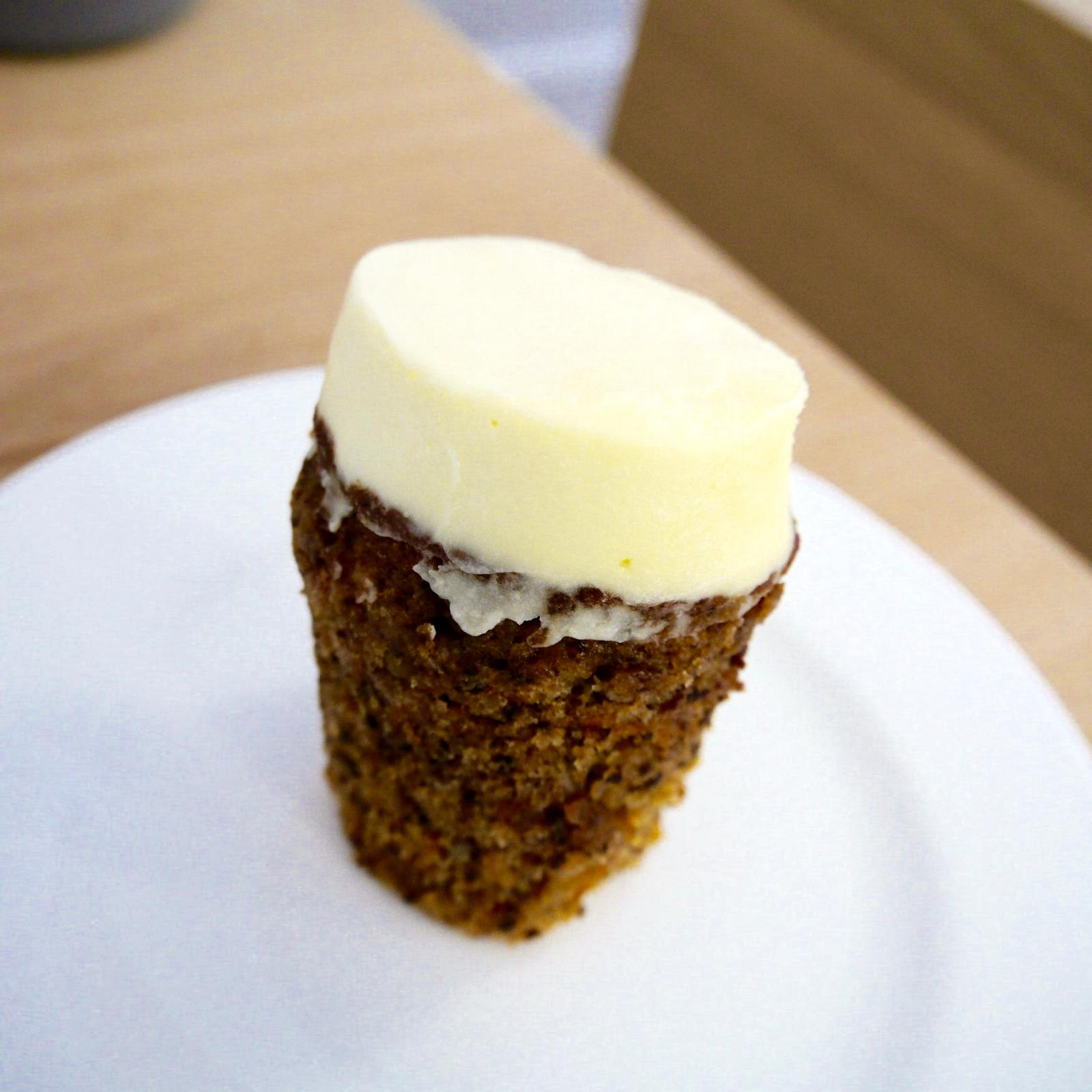 Rose Bakeryキャロットケーキ
