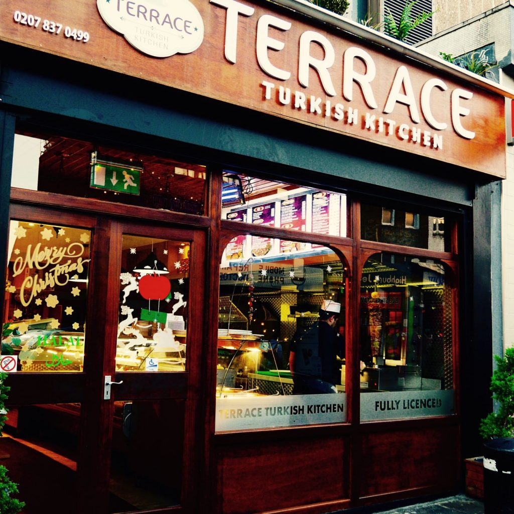Terrace Turkish Kitchen 外観