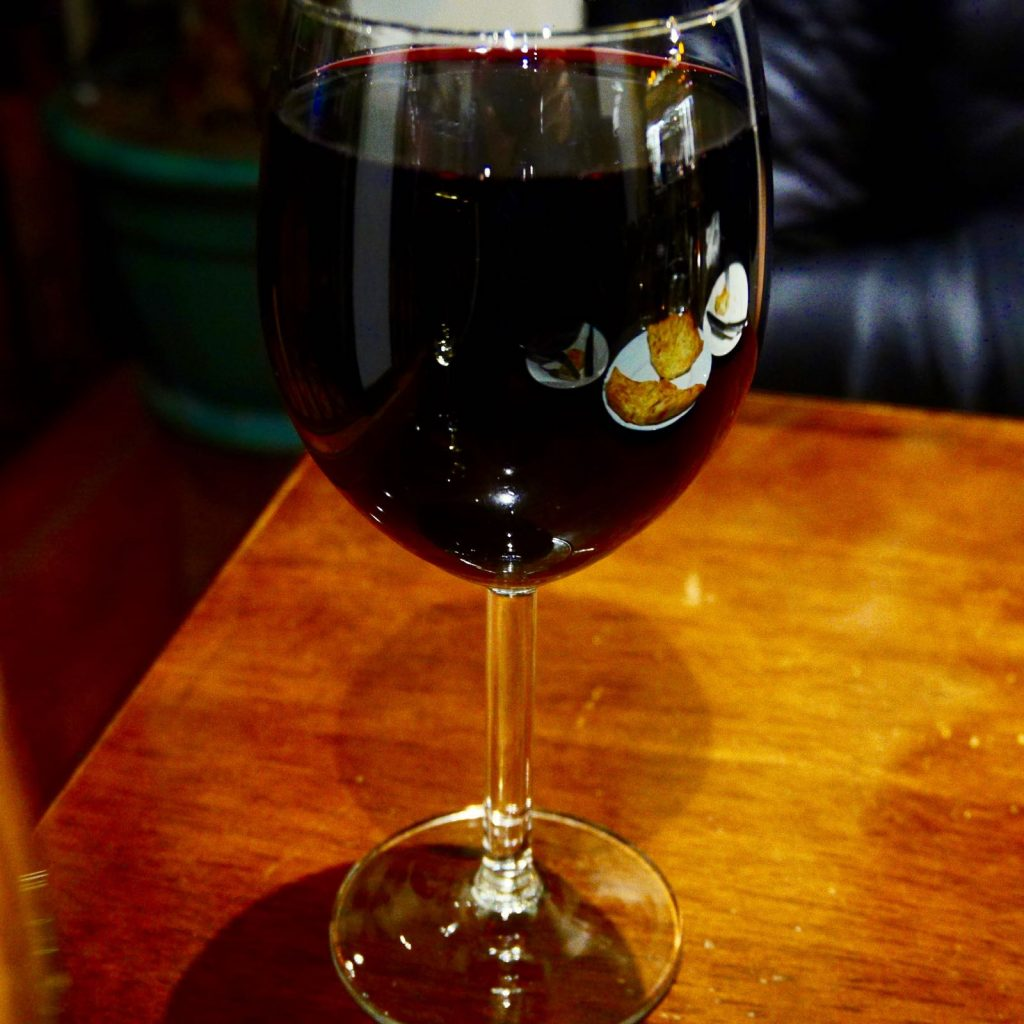 Iberia Georgian Restaurant 赤ワイン