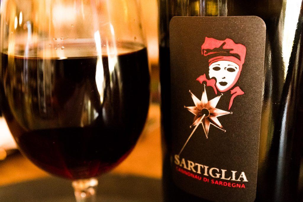 Sweet Thursday wine